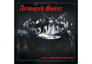 Armored Saint - Win Hands Down (Special Edition + Aufnäher) [CD]