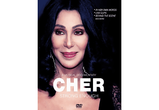 Cher - Strong Enough - (DVD)