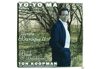 Yo-Yo Ma - Simply Baroque Ii [CD]