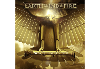 Earth, Wind & Fire - Now, Then & Forever - (CD)