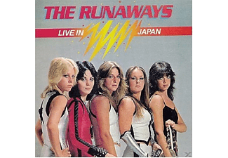 The Runaways - Live In Japan - (CD)