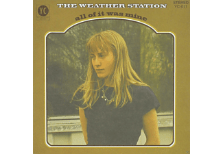 Weather Station - All Of It Was Mine - (CD)