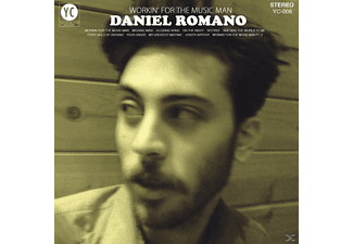 Daniel Romano - Workin' For The Music Man [CD]