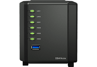 SYNOLOGY DS414slim Barebone