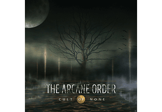 The Arcane Order - Cult Of None - (CD)