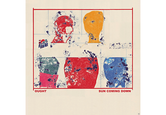 Ought - Sun Coming Down - (LP + Download)