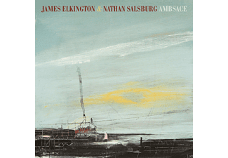 James Elkington, Nathan Salsburg - Ambsace [CD]