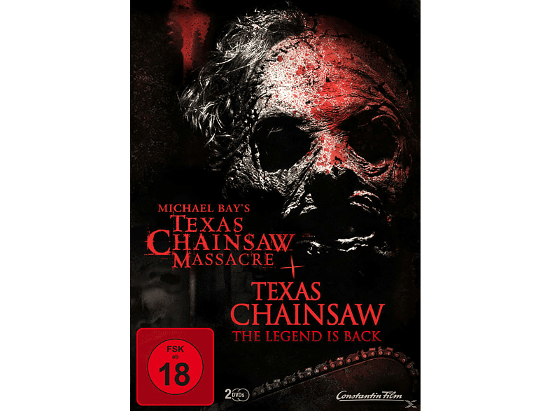 Michael Bay's Texas Chainsaw Massacre & Texas Chainsaw The Legend ist Back [DVD]