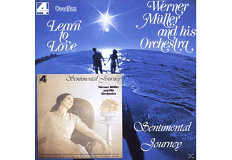 Werner Müller - Learn To Love/Sentimental Journey - (CD)