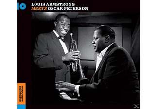 Louis Armstrong, Oscar Peterson - Louis Armstrong Meets Oscar Peterson - (CD)