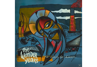 The Wonder Years - No Closer To Heaven - (Vinyl)