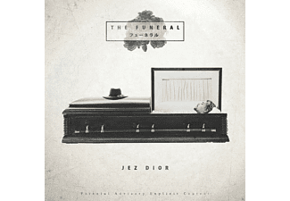 Jez Dior - The Funeral (Ep) - (CD)