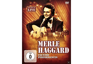 Merle Haggard - Country Performances - (DVD)