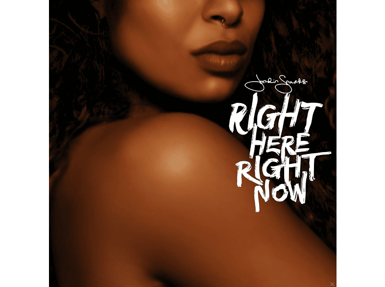 Jordin Sparks - Right Here Right Now [CD]