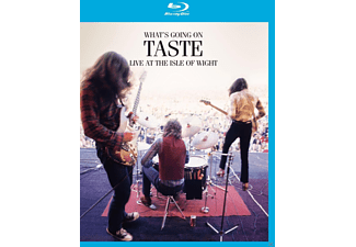 Taste - What.S Going On-Live At The Isle Of Wight 1970 - (Blu-ray)