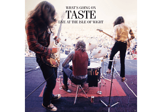 Taste - Live at the Isle of Wight Festival CD