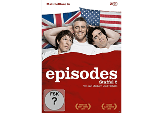 Episodes - Staffel 2 [DVD]