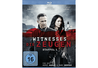 Witnesses - Die Zeugen - Staffel 1 [Blu-ray]