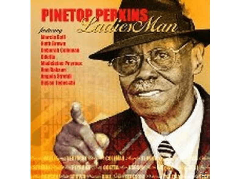 Pinetop Perkins - Ladies Man [CD]