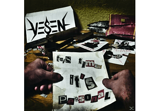 Vesen - This Time It's Personal - (Vinyl)