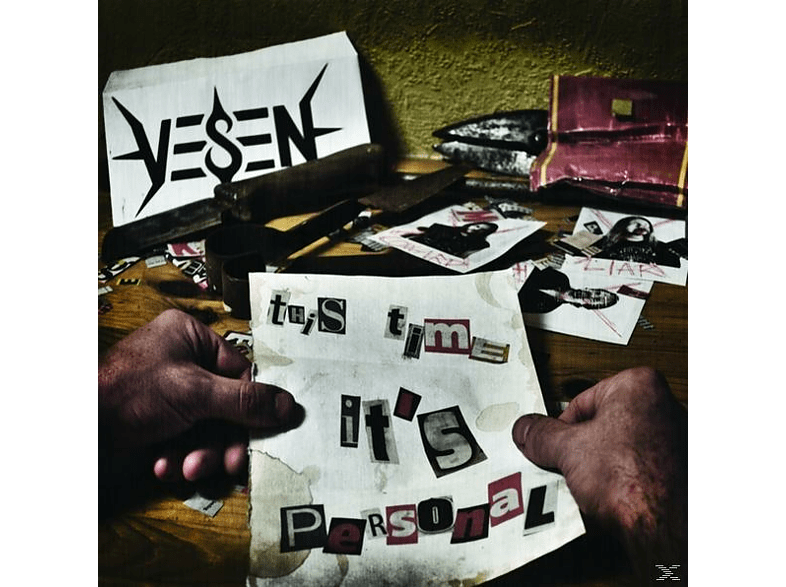 Vesen - This Time It's Personal [Vinyl]