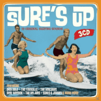 VARIOUS - Surf's Up [CD]