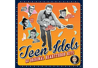 VARIOUS - Teen Idols [CD]