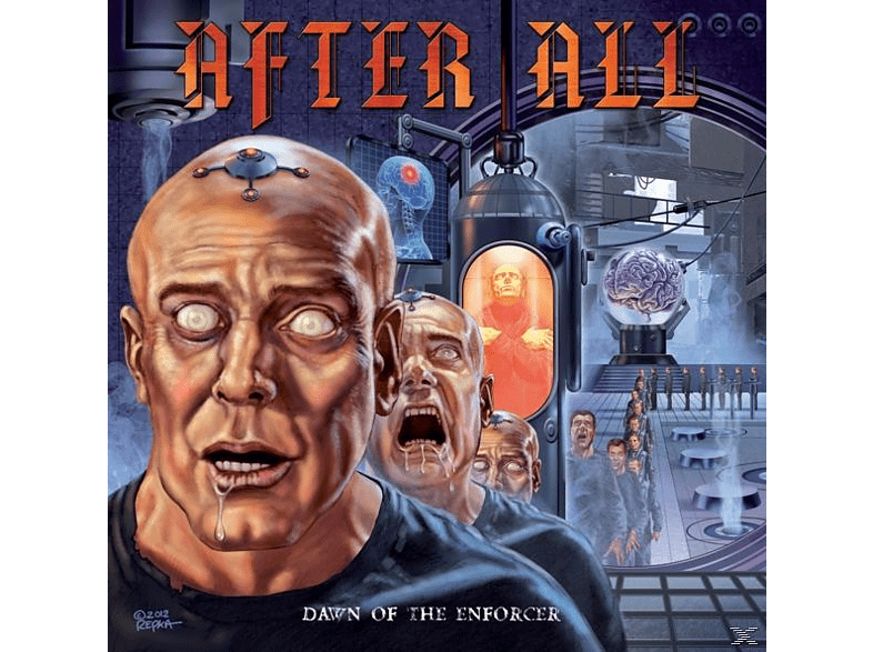 After All - Dawn Of The Enforcer [Vinyl]