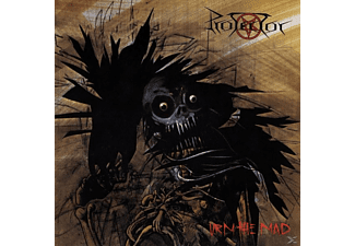 Protector - Urm The Mad (Transparent Beer/Black Splatter Vinyl) - (Vinyl)