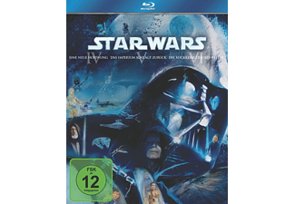 Star Wars: Trilogie – Episode 4-6 - (Blu-ray)