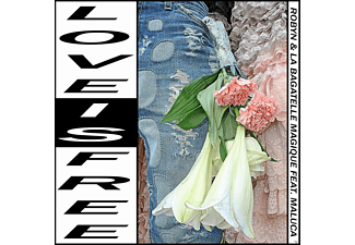 Robyn&la Bagatelle Magique - Love Is Free - (CD)