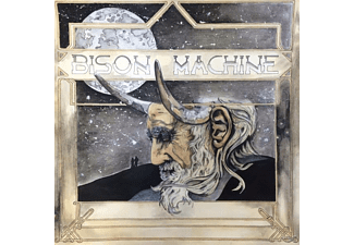 Bison Machine - Hoarfrost (Clear Vinyl) - (Vinyl)