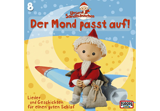 SONY MUSIC ENTERTAINMENT (GER) 08/Der Mond Passt Auf