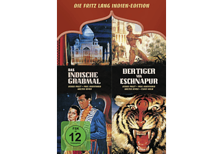 Fritz Lang Indien-Edition - (DVD)