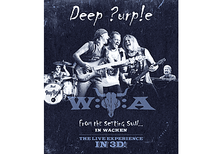 Deep Purple - From the Setting Sun - In Wacken (Blu-ray)