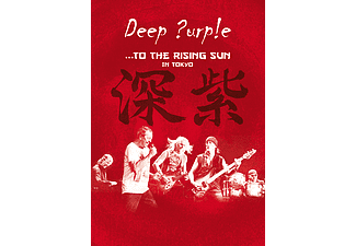 Deep Purple - To the Rising Sun - In Tokyo (DVD)