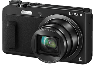 PANASONIC Appareil photo compact Lumix DMC-TZ57 + SD 8 GB (DMC-TZ57K SD PACKB)