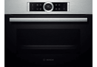 BOSCH Multifunctionele oven A+ (CBG675BS1)