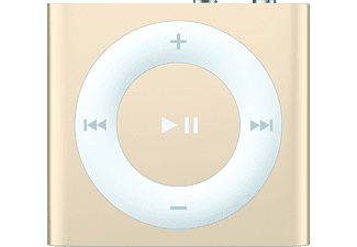 APPLE iPod shuffle 2GB Gold - (MKM92BT/A)