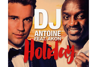 DJ Antoine, Akon - Holiday [5 Zoll Single CD (2-Track)]