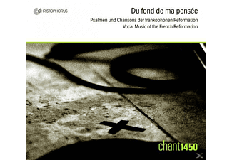 Chant 1450 - Du Fond De Ma Pensee-Psalmen Und Chans - (CD)