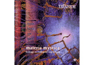 Estampie - Materia Mystica - (CD)