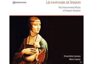 Ensemble Leones, Lewon - The Instrumental Music Of Josquin Desprez - (CD)