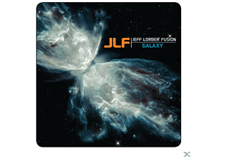 Jeff Fusion Lorber - Galaxy - (CD)