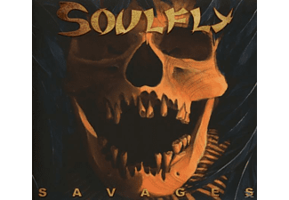 Soulfly - SAVAGES - (CD)