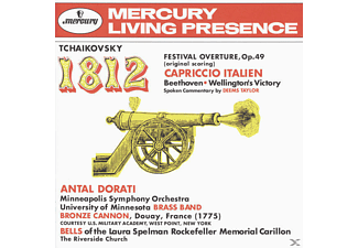 Antal Dorati - Ouvertüre Solonelle 1812/Welli - (Maxi Single CD)