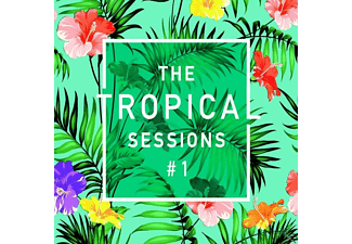 VARIOUS - The Tropical Sessions # 1 - (CD)