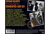 Demented Are Go - Satan Rejects [CD]