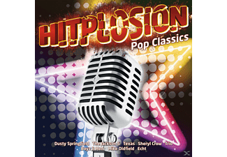 VARIOUS - Hitplosion-Pop Classics - (CD)