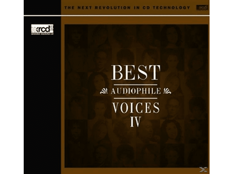 VARIOUS - Best Audiophile Voices 4 [CD]